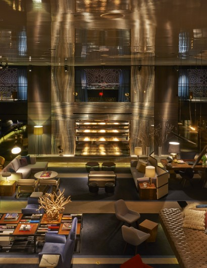 Paramount Hotel Luxury design ideas from Paramount Hotel in New York Luxury design ideas from Paramount Hotel in New York 410x532