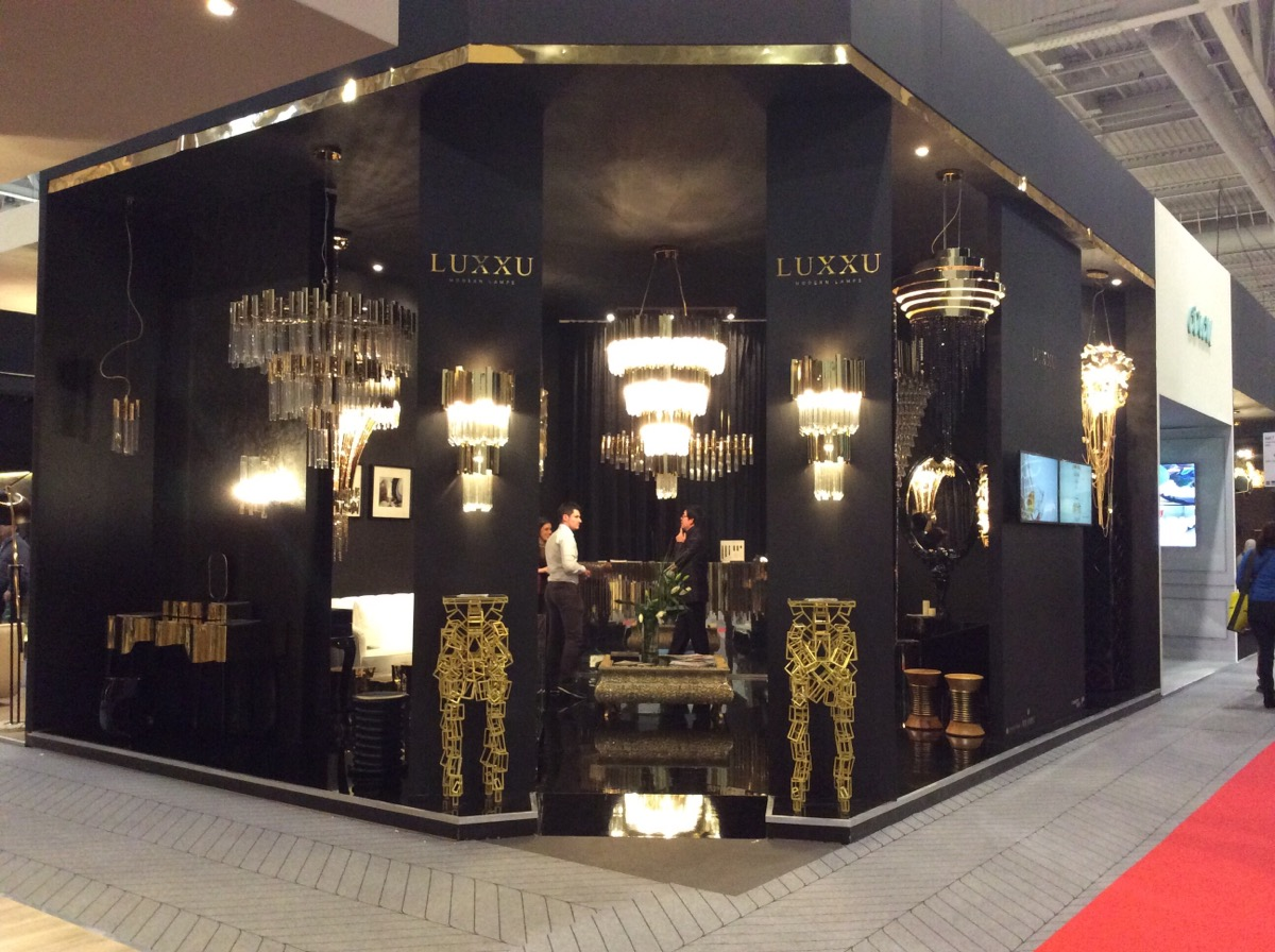 5 chandeliers by Luxxu that you will love