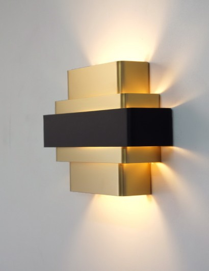 wall lamp Gold wall lamps to create a sophisticated decoration Gold wall lamps to create a sophisticated decoration 410x532