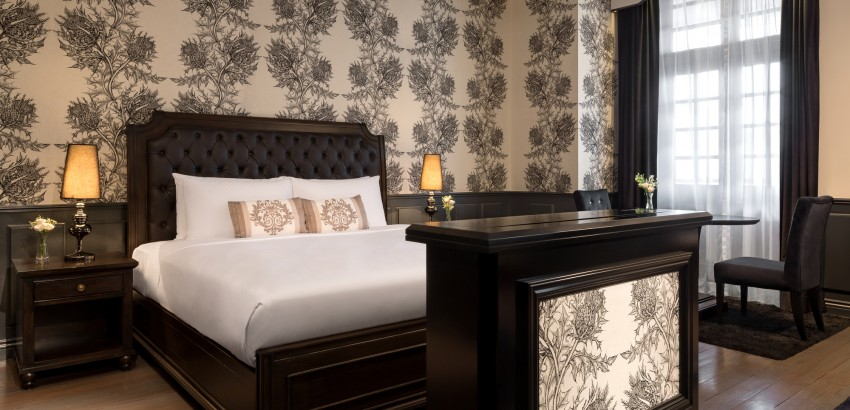 Hullett House Hotel Suites hotel suites The Most Luxurious Hotel Suites In Hong Kong, by AD Hullett House Hotel Suites 850x410