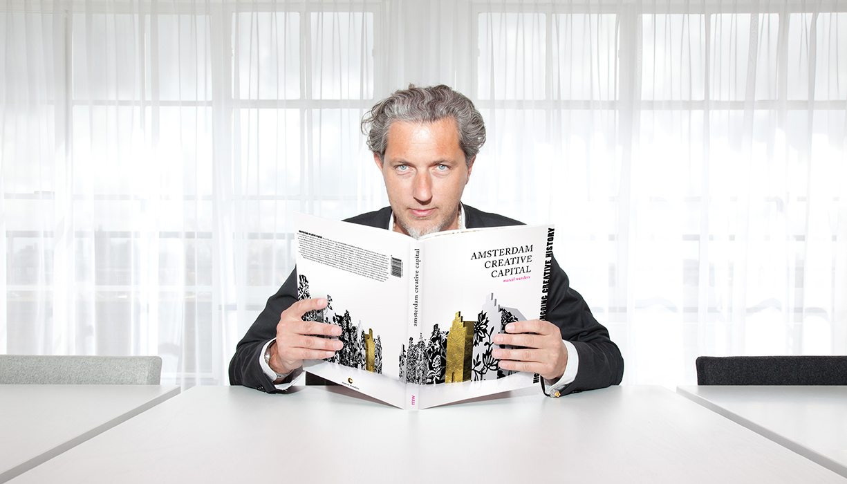 Marcel Wanders at Salone del Mobile 2016