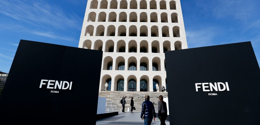 Fendi Take a look at the renovated luxury palazzo Fendi in Rome Take a look at the renovated luxury palazzo Fendi in Rome 850x410