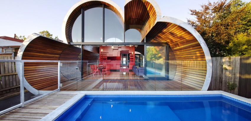 Luxury Homes: the most beautiful swimming pools
