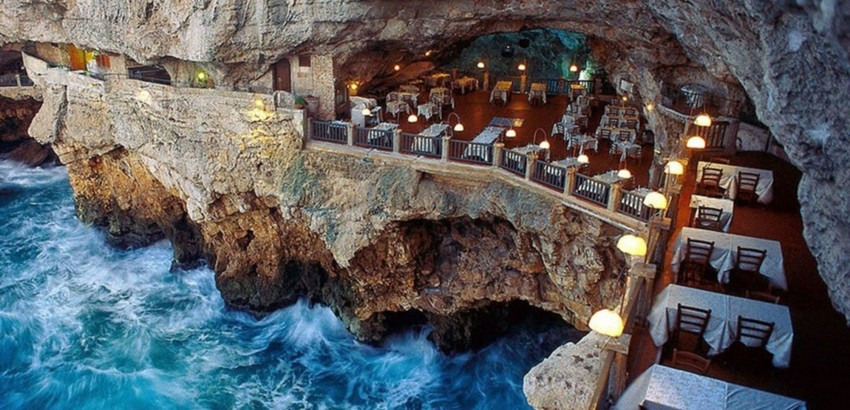 luxury Luxury restaurants: an unforgettable experience inside a cave Luxury restaurants an unforgettable experience inside a cave 850x410