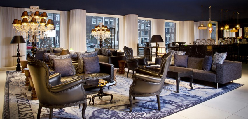 Marcel Wanders Take a look at Andaz Amsterdam Hotel by Marcel Wanders Take a look at Andaz Amsterdam Hotel by Marcel Wanders 850x410