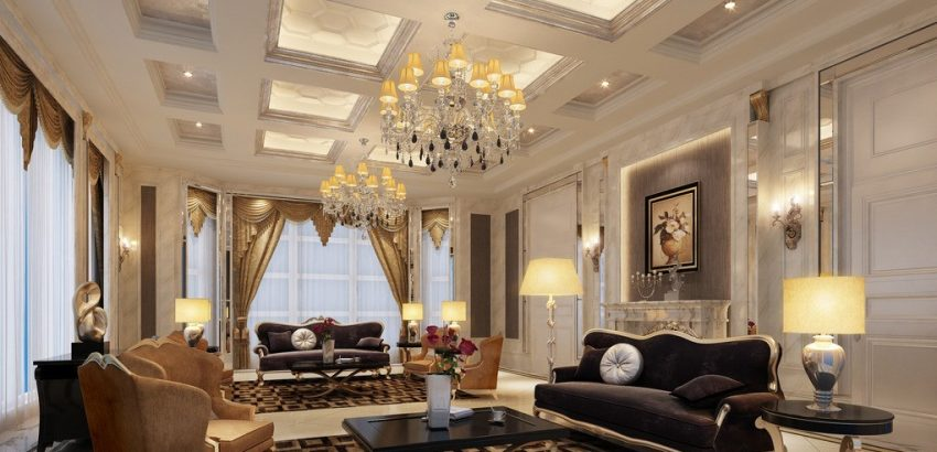 Chandeliers with Crystals Chandeliers with Crystals to sparkle your living room chandeliers with crystals 1 850x410