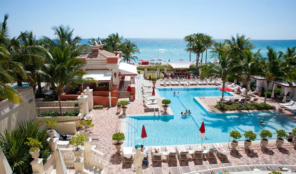 Luxury Travel: find Acqualina Resort & Spa on the Beach