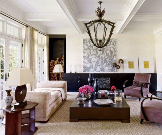 Find The Best Suspension Lighting For Your Living Room Vintage