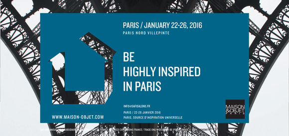 Maison & Objet Paris: January edition in review maison et objet paris 2017 Exploring The Making of Maison et Objet Paris 2017 CAMPAGNE PARIS 2016 580x273 maison et objet paris 2017 Exploring The Making of Maison et Objet Paris 2017 CAMPAGNE PARIS 2016 580x273