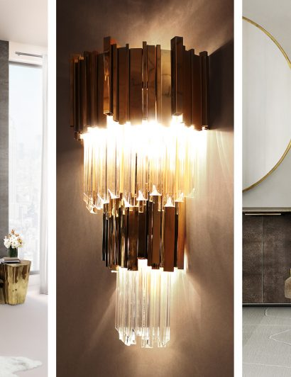 Luxxu Wall Lamps wall lights Luxury design: wall lights by Luxxu to create a glamorous decor Luxxu Wall Lamps 410x532