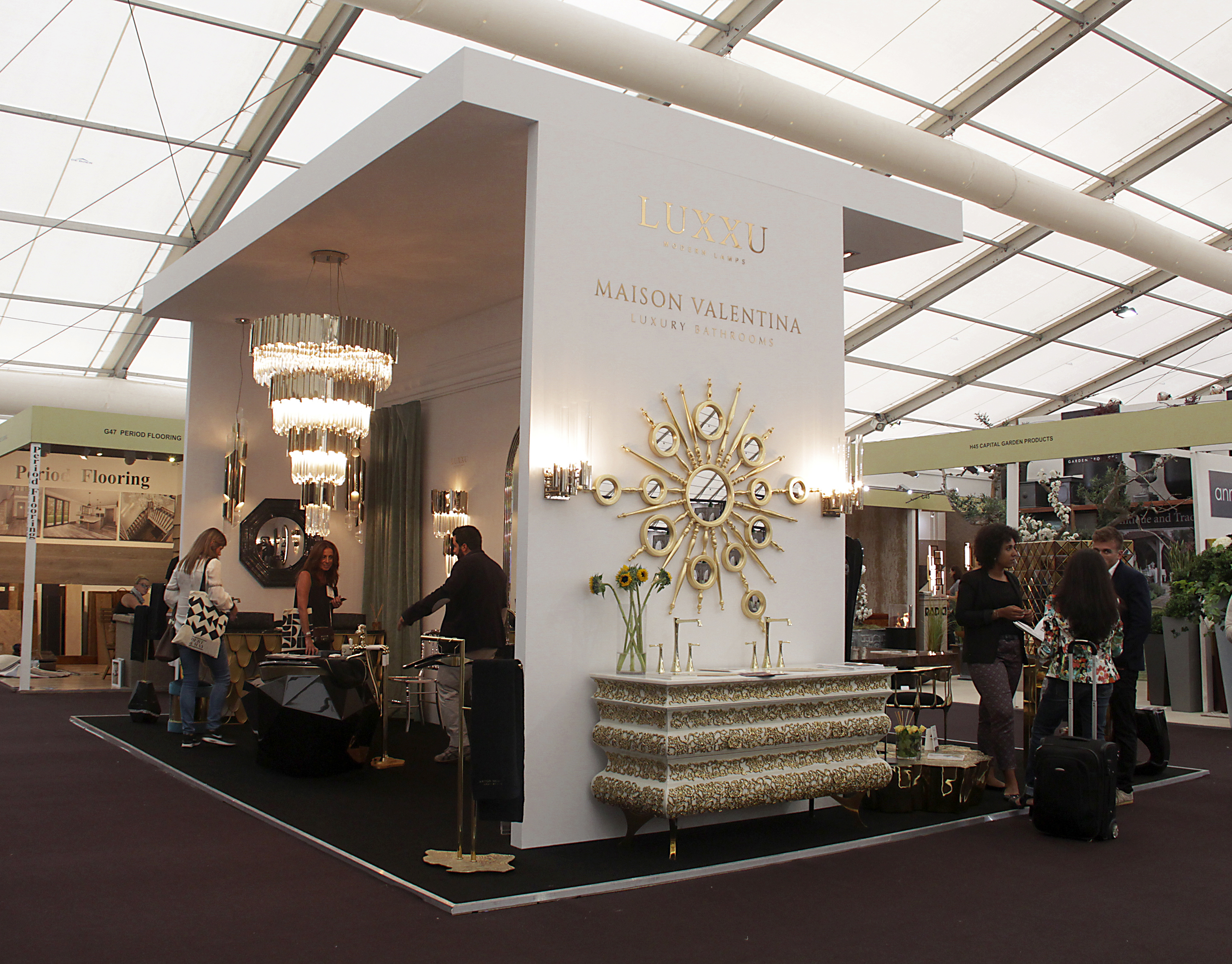 Decorex 2016 in review: the highlights of London's trade show luxury furniture Luxxu's First Luxury Furniture Collection Has 5 New Additions Decorex 2016 highlights feature luxury furniture Luxxu's First Luxury Furniture Collection Has 5 New Additions Decorex 2016 highlights feature
