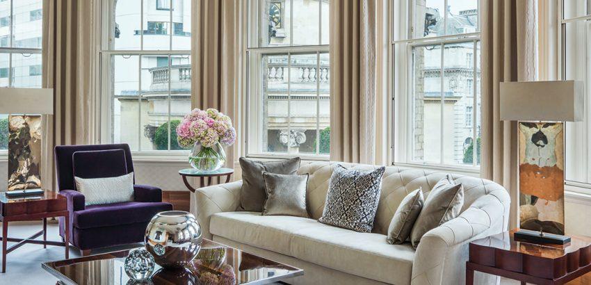 London Best Hotels Langham Hotel Club Featured