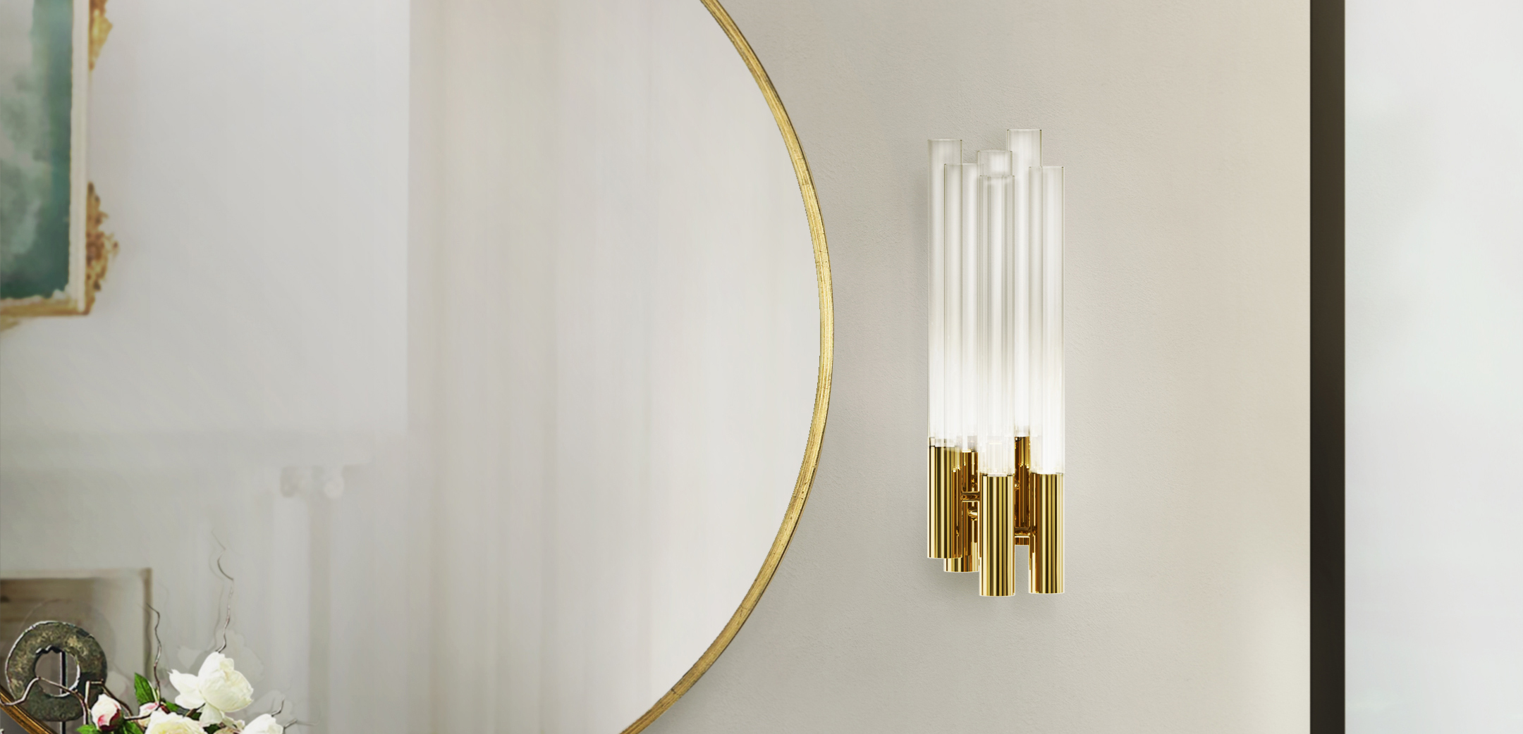Ten wall lamps you'll fall in love by LUXXU luxury furniture Luxury Furniture Designs To Have In Your Next Interior Design Project Luxxu wall lamps feature luxury furniture Luxury Furniture Designs To Have In Your Next Interior Design Project Luxxu wall lamps feature
