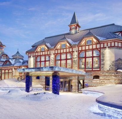 The Grand Hotel Kempinski will turn winter holidays into a fairy tale - Mountain Retreat hotel kempinski The Grand Hotel Kempinski turns winter holidays into living fairy tale The Grand Hotel Kempinski will turn winter holidays into a fairy tale Mountain Retreat 410x400