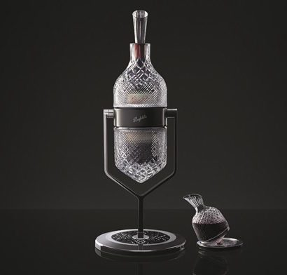 This Penfolds bespoke crystal decanter will make your wine taste better