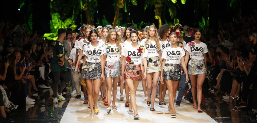 dolce gabbana Dolce Gabbana uses Fake Logos as Inspiration for new Iconic Tees Dolce Gabanna uses Fake Logos as Inspiration for new Iconic Tees 4 850x410