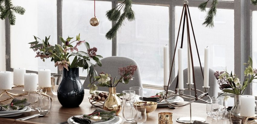 georg jensen Georg Jensen Online Gift Guide will Help You find the best Design Georg Jensen Christmas 2016 Ambiente Tisch 850x410