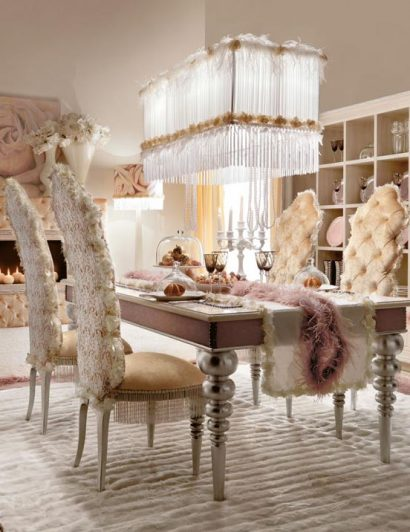 luxury dining room Luxury Dining Room Ideas for New Years Eve You Don't Want to Miss New Years Eve Dining Room Ideas You Dont Want Miss 8 410x532