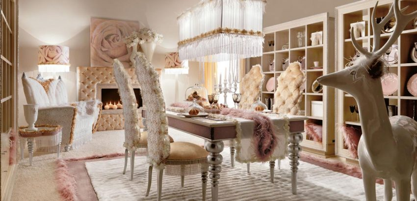luxury dining room Luxury Dining Room Ideas for New Years Eve You Don't Want to Miss New Years Eve Dining Room Ideas You Dont Want Miss 8 850x410