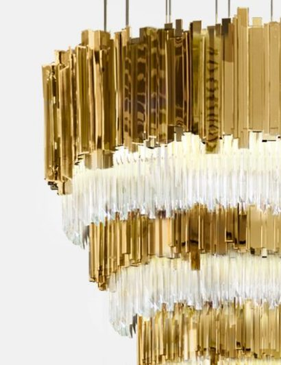 chandelier lighting Top 5 Chandelier Lighting Designs of 2016 empire chandelier luxxu modern lamps 410x532