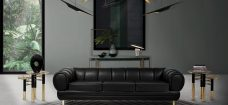 modern lighting designs 6 Modern Lighting Designs For a Space You'll Never Want to Leave novak sofa ambience 228x105