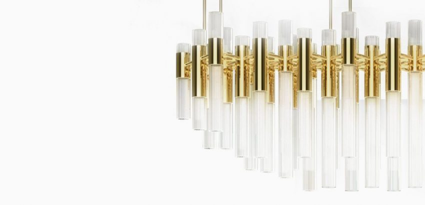 interior designer Luxury News: Interview with Russian Interior Designer Anna Sakharova waterfall chandelier luxxu modern lamps 850x410