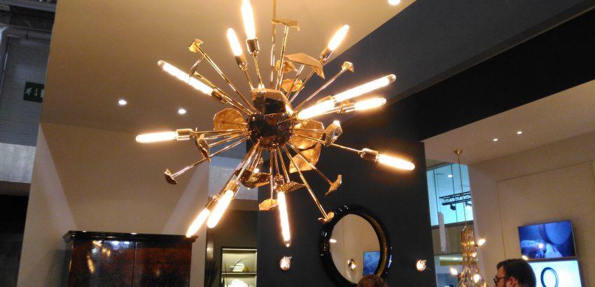 luxury lighting Luxury Lighting Pieces to See at Maison et Objet Paris 2017 IMG 20170120 092810 850x410