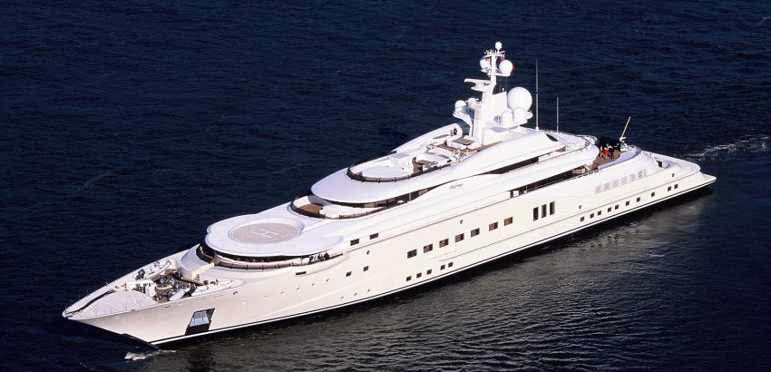 most expensive luxury yachts The 5 Most Expensive Luxury Yachts in The World the 5 most expensive luxury yachts in the world eclipse hd 850x410