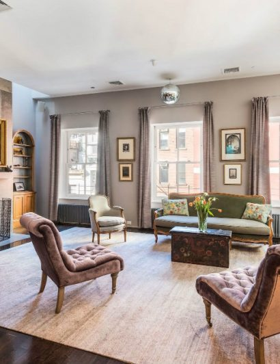 Gwyneth Paltrow's Tribecca Townhouse is up for Sale