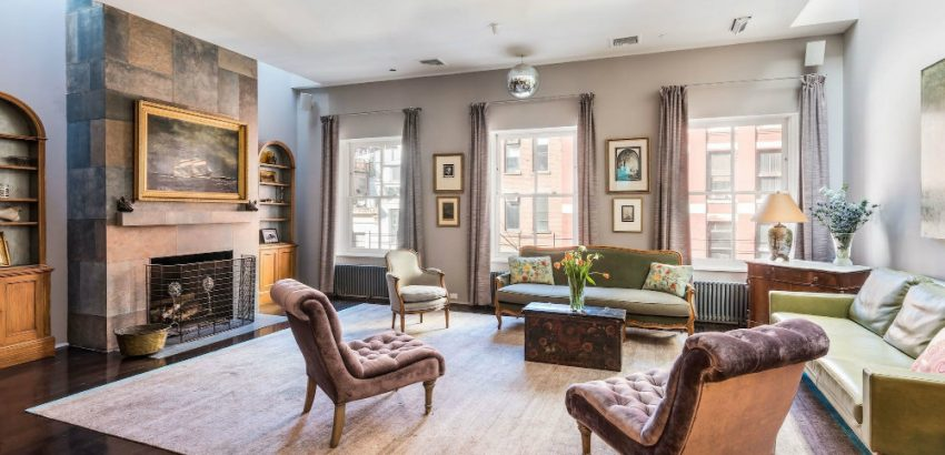 Gwyneth Paltrow's Tribecca Townhouse is up for Sale Gwyneth Paltrow's Tribecca Townhouse Celebrity Homes : Gwyneth Paltrow's Tribecca Townhouse is up for Sale Gwyneth Paltrow   s Tribecca Townhouse is up for Sale 850x410