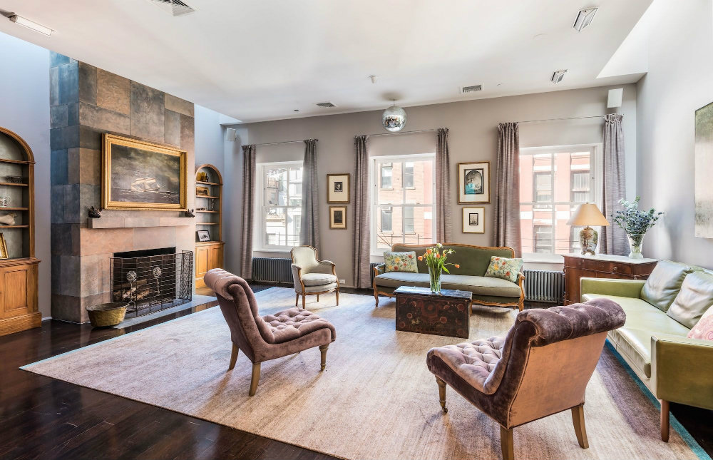 Celebrity Homes : Gwyneth Paltrow's Tribecca Townhouse is up for Sale