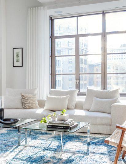 new design project NY Studio New Design Project Creates Colorful Manhattan Apartment NY Studio New Design Project Designs Colorful Manhattan Apartment 410x532