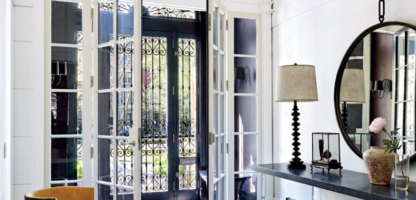 7 Elegant Entryways for the Home of Your Dreams 04 Elegant Entryways 7 Elegant Entryways for the Home of Your Dreams 7 Elegant Entryways for the Home of Your Dreams 04 850x410