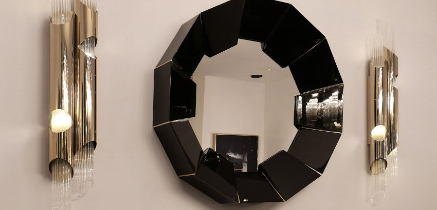 salone del mobile 2017 The Best Mirror Designs at Salone Del Mobile 2017 Best Wall Mirrors at Salone del Mobile Milano 2017 14 min 850x410