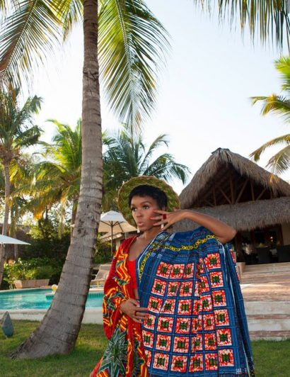 janelle monae Janelle Monae Rents Luxury Villa in Punta Cana for Holidays Janelle Monae Rents Luxury Villa in Punta Cana for Holidays 2 410x532