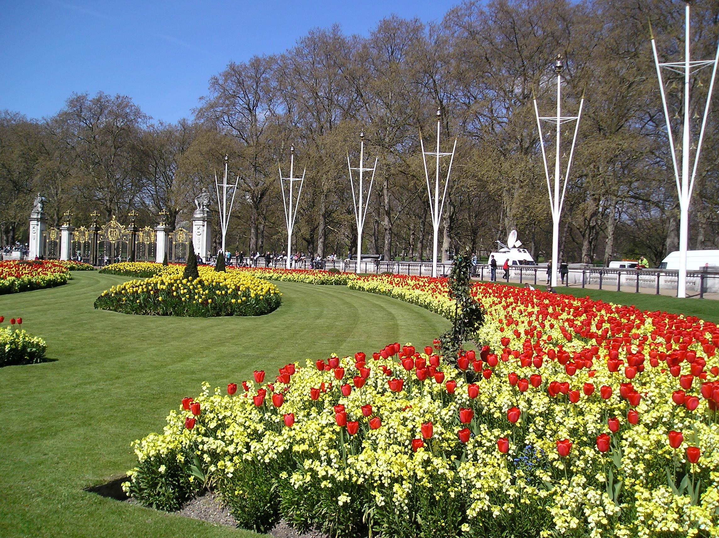 Buckingham Palace Garden Tour Garden Ftempo