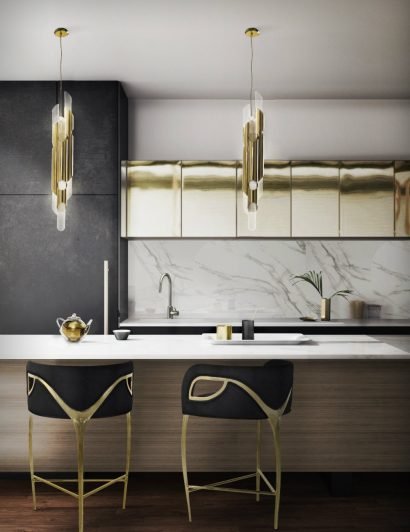 Modern Interiors 10 Modern Interiors by LUXXU You'll Want to Recreate 10 Modern Interiors by LUXXU Youll Want to Recreate 08 410x532