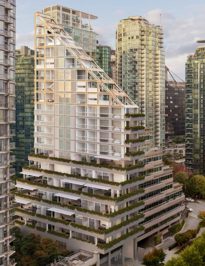 shigeru ban New Plans for Project Terrace House by Shigeru Ban Revealed Japanese Architect Shigeru Ban Reveals Plans for Project Terrace House 410x532