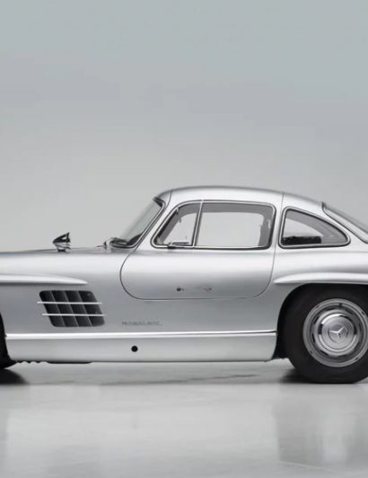 mercedes benz 300sl Mercedes Benz 300SL Auctioned For Over a Million in Bonhams Auction Mercedes Benz 300SL Auctioned For Over a Million in Belgium 1 410x532