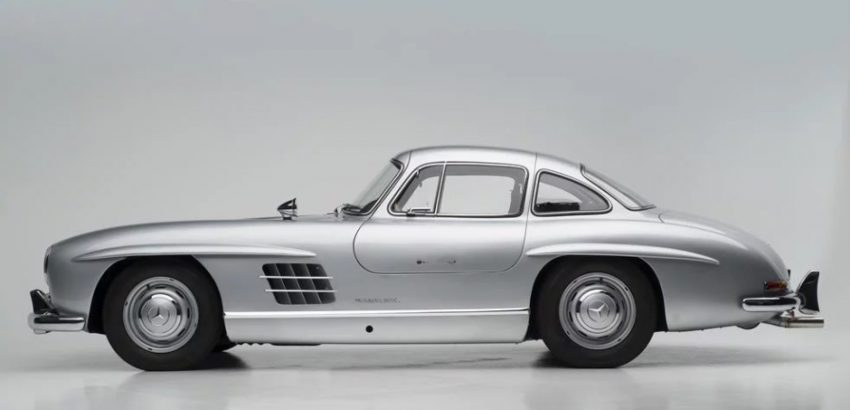 mercedes benz 300sl Mercedes Benz 300SL Auctioned For Over a Million in Bonhams Auction Mercedes Benz 300SL Auctioned For Over a Million in Belgium 1 850x410