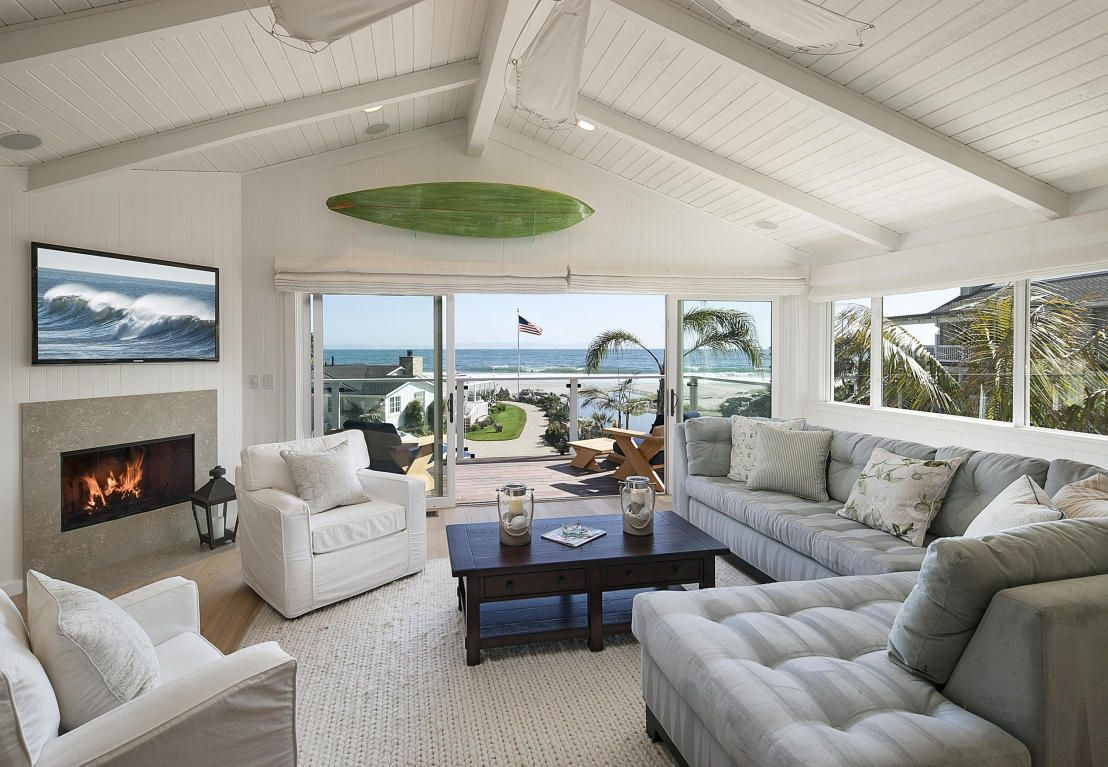 Meet Mila Kunis and Ashton Kutcher 's New California Beach House celebrity homes Celebrity Homes: 10 Stunning Living Rooms Mila Kunis and Ashton Kutcher s New California Beach House is worth 10 Million 5 celebrity homes Celebrity Homes: 10 Stunning Living Rooms Mila Kunis and Ashton Kutcher s New California Beach House is worth 10 Million 5