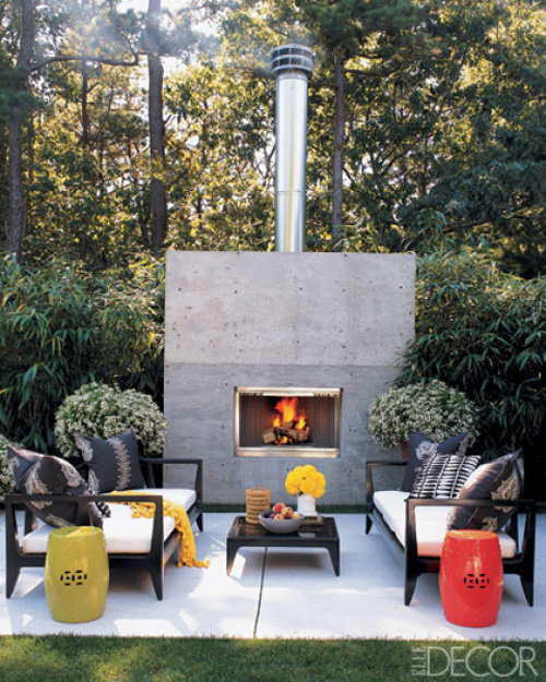5 Outdoor Fireplaces You Will Want To