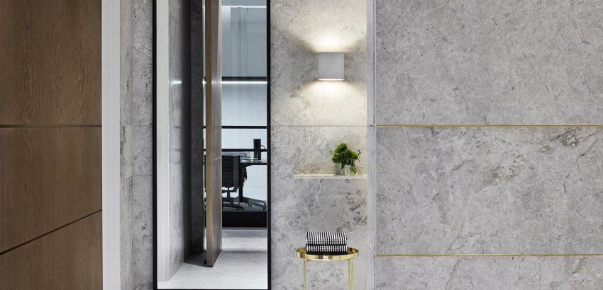 studio tate Studio Tate Incorporates Luxurious Details into PDG's Melbourne Office Studio Tate Incorporates Luxurious Details into PDGs Workspace 6 850x410