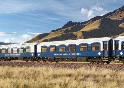 ake a Look Inside this Luxury Sleeper Train in Peru 01 luxury sleeper train Take a Look Inside this Luxury Sleeper Train in Peru Take a Look Inside this Luxury Sleeper Train in Peru 01 410x293
