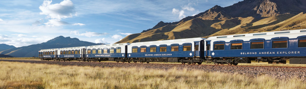 Take a Look Inside this Luxury Sleeper Train in Peru