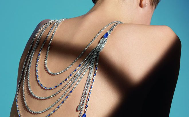chanel luxury jewelry Newest Chanel Luxury Jewelry Collection Inspired by The Sea Life Chanel Newest Luxury Jewelry Collection Inspired by The Sea Life 2 660x410