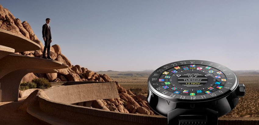 louis vuitton Louis Vuitton Launches Its First Luxury Smartwatch: Tambour Horizon Louis Vuitton Launches Its First Luxury Smartwatch Tambour Horizon 1 850x410