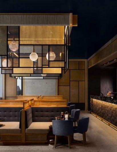 nobu hotel shoreditch Nobu Hotel Shoreditch in London Features Asian-Inspired Design Nobu Hotel Shoreditch in London Features Asian Inspired Design 5 410x532