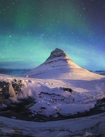 outstanding places to visit Luxury Travel: Outstanding Places to Visit At Least Once in a Lifetime 5 Outstanding Places to Visit At Least Once in a Lifetime MOUNT KIRKJUFELL 410x532
