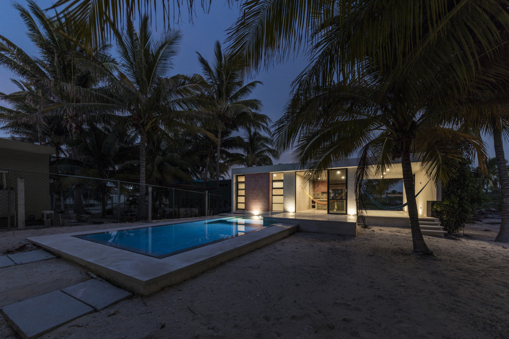 David Cervera Designs Luxury Retreat in Mexico's Yucatan Peninsula